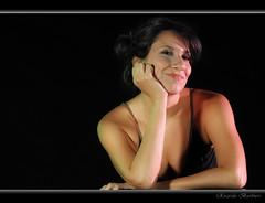 Carla Rosa (Ricardo Barbieri) Tags: modelo garota girl poser estudio luz iluminao light beleza beautiful sexy workshopandrgardenberg ric2801 d700 mulher woman carlarosa wlau moda fashion roupa clth olhos eyes olhares look hair shorts saia skirt tshorts aplusphoto brasil brazil ricardobarbieri