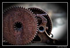 Slow Turn (James Neeley) Tags: stilllife minnesota closeup rust rochester gears mywinners aplusphoto jamesneeley magicdonkeysbest