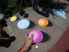 Playing with Mark's Balls