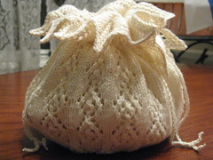 Bridal Lacy Bag2