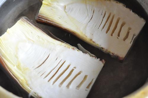 竹の子のアク抜き仕方