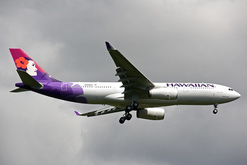 Hawaiian Airlines Airbus A330 N380HA
