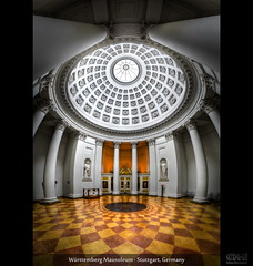 Wrttemberg Mausoleum - Stuttgart, Germany (HDR Vertorama) (farbspiel) Tags: geo:lat=4878206626 geo:lon=926880240 geotagged germany rotenberg stuttgartrotenberg badenwrttemberg deu nikon d7000 wideangle sigma1020mmf35exdchsm ultrawideangle superwideangle 10mm handheld topaz adjust denoise infocus photomatix photoshop postprocessing hdr dri hdri tonemapped tonemapping detailenhancer history historic panorama stitched stitching photomerge v