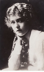 Mary Pickford (Hannhell) Tags: 1920s marypickford