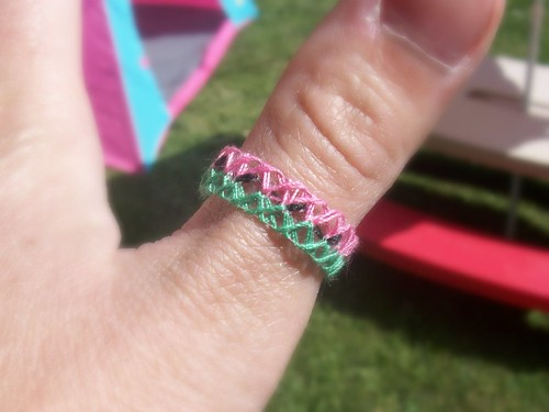 It's a Watermelon Ring!