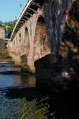 Perth Bridge (itmpa) Tags: bridge river scotland rivertay perthshire engineering tay perth nophotoshop unedited taybridge 1766 perthandkinross straightfromthecamera 1760s smeatonsbridge perthbridge tomparnell itmpa widened1869 archhist