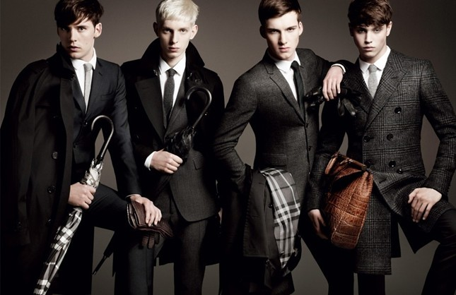Burberry Autumn Winter 2011 Ad Campaign4