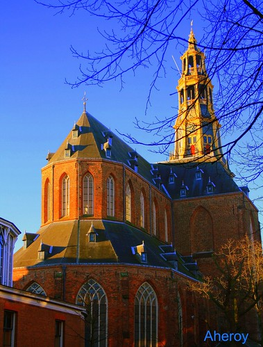Der A Church,Groningen,the Netherlands