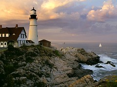 At day's end (James Jordan) Tags: sunset lighthouse sailboat wow portland harbor twilight dusk maine 100v10f soe mywinners abigfave platinumphoto diamondclassphotographer betterthangood goldstaraward lighthousetrek lightkeeperaward