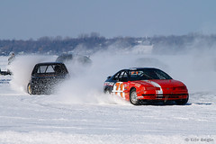 Ice racing (Eric Bgin) Tags: snow ice racing course neige glace iceracing beauharnois kilowatts ericbegin coursesurglace