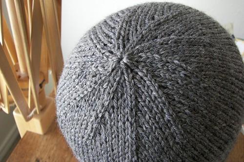 Patons Merino FO :: Basic Hat