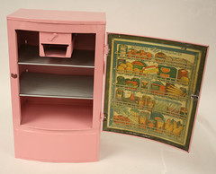 "Restored 50s Wolverene Child's Toy Fridge for sale • <a style=""font-size:0.8em;"" href=""http://www.flickr.com/photos/85572005@N00/2312070798/"" target=""_blank"">View on Flickr</a>"