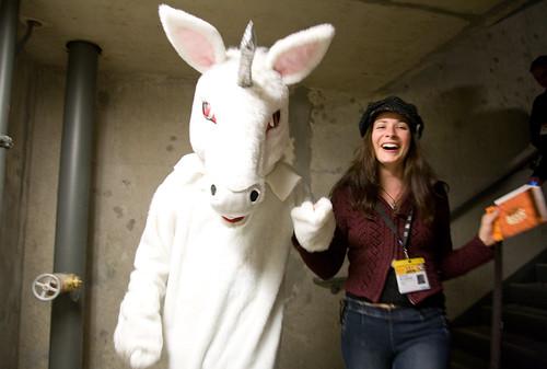 Silona Has a Unicorn Dream