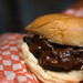 Memphis Blues: brisket sandwich