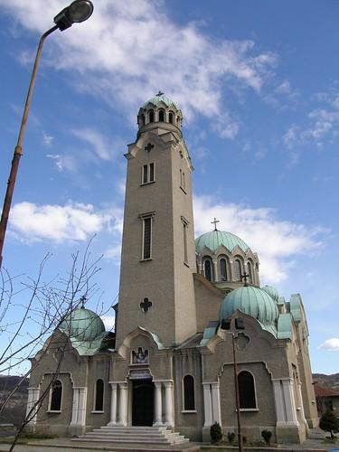 The Birth of Theotokos