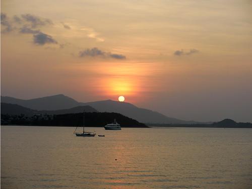 サムイ島-sunset-夕日 14th Mar.080005