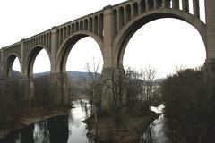 Nicholson Bridge and creek