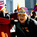 Tibet Peace Protest, Hartford, CT