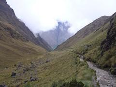 Trek Inka Trail chemin