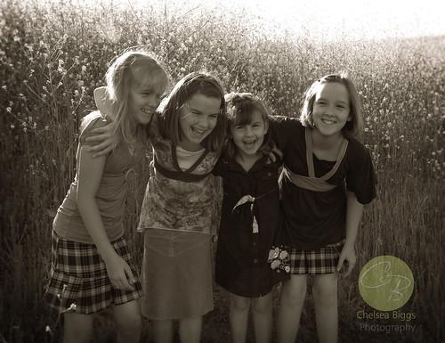 all girls blog