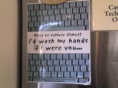 MIT Handwashing Sign (alist) Tags: mit safety alist hygiene robison alicerobison ajrobison