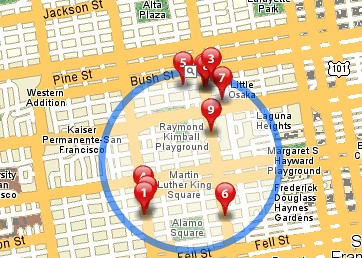 Ask City búsqueda personalizada