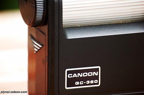 Canoon Flash Zoom.
