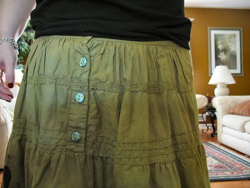 Mother's Day Skirt