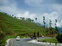Road (YShah) Tags: road pakistan green cars nature explore nwfp balakot mansehra