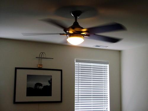 I'm a fan of this fan.