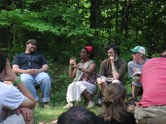 Conversations at PAPA fest