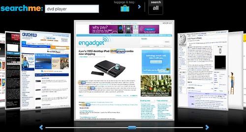 Searchme Visual Search - Sears