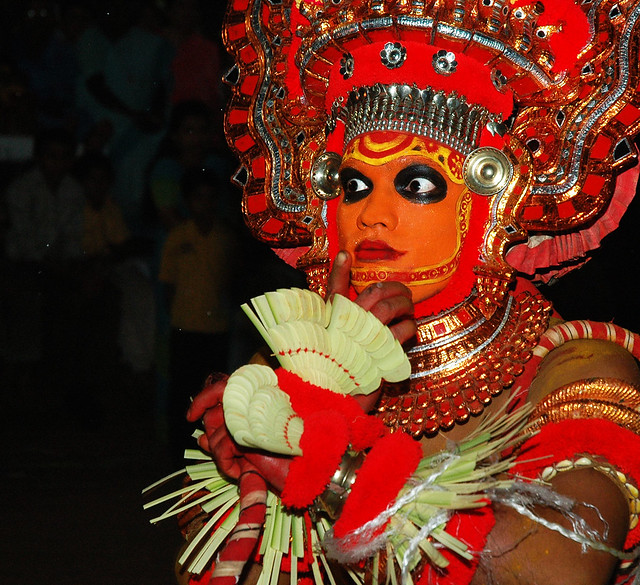 Theyyam at Kannur 2