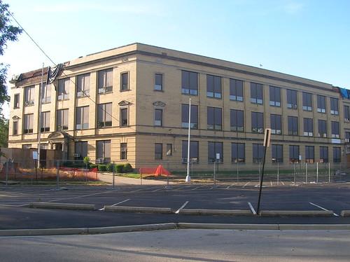 Greenville High School--Greenville, Ohio