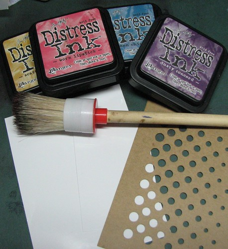 Stipple Brush & Stencil006