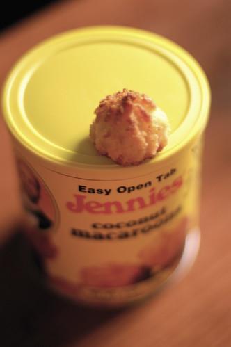 Jennie's macaroons