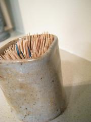 toothpicks (amelia studio) Tags: toothpicks