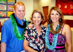 At Angela's Honolulu Literacy Institute