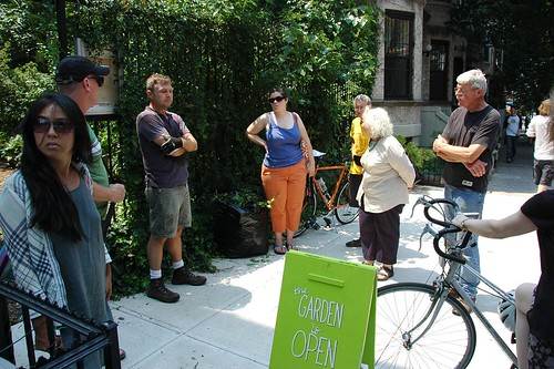 Lincoln-Berkeley Community Garden, Green With Envy Tour
