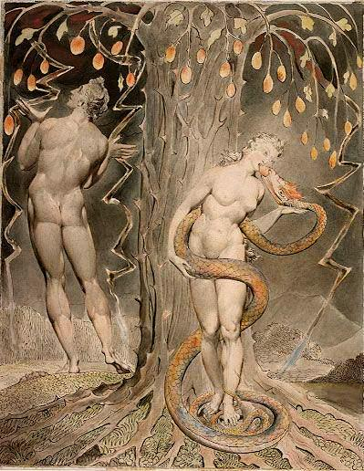 temptation and fall of eve