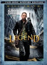 I Am Legend on DVD