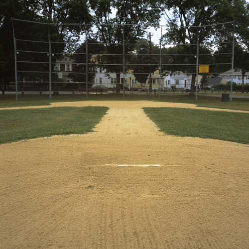 Pitchers' Mound.