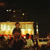 Mita carnival.. (F_blue) Tags: night tokyo kodak hasselblad tokyotower minatoku 東京タワー 500cm portra800 港区 planart c8028 三田納涼カーニヴァル fblue2008