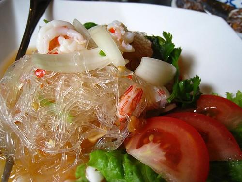 Yam Woonsen - Thai Tang Hoon Salad