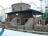 St Georgy Church amongst hotels an…