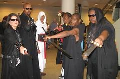 Otakon 2008: Blade & The Supernaturals (MorpheusBlade) Tags: anime costume cosplay manga comicon altair spiketv daywalker assassinscreed bladetheseries bladehouseofchthon otakon2008