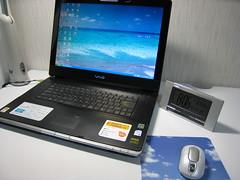 personal computer01 (ayumu siotuki) Tags: pc note vaio