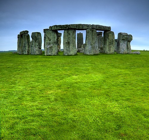 Stonehenge HDR Panorama by V for Photography.