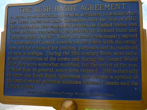 Rush Bagot Treaty