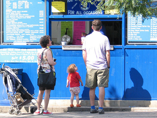Park Slope ice cream